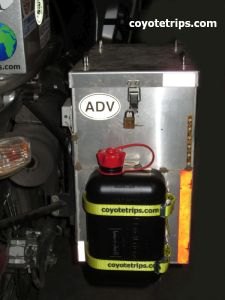 2Liters Fuel Can with Holder