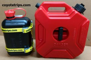 Motorcycle Fuel Can 2 liters and 5 liters