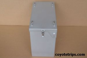 Motorcycle Aluminum Panniers